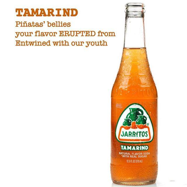 Tamarind, it's so good that's it's good for you! @jarritos • • • • • • • • • • • #aguasfrescas #besttacos #chilaquiles #elote #elotes #foodiegdl #michelada #papaslocas #quesadillas #tamales #alpastor #antojitosmexicanos #jarritos #chilli #chillisauce #cilantro #coconut #coconutmilk #jackfruit #limejuice #nutricious #spices #tomato #bananasmoothie #chiapudding #cinammon #tamarind