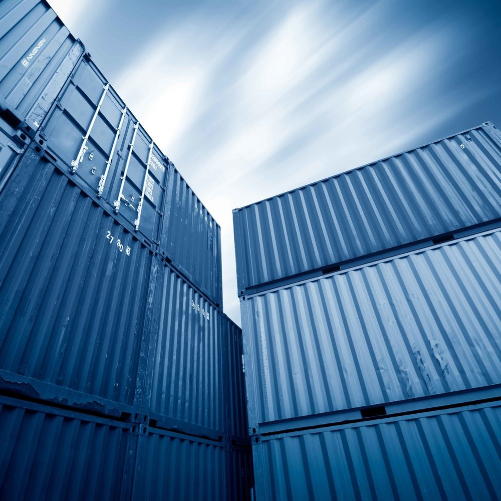 CONTAINERS -
