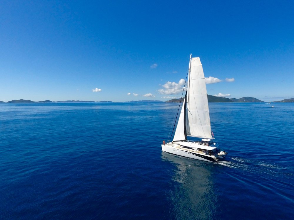 Our FavoriteBVI Yacht Charters -