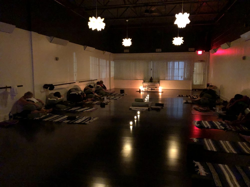 Restorative Second Sunday Savasana Workshop - Bi-monthly with live music: 6:30-7:45PM2019 Dates: 4/14, 5/12, 6/9, 8/11, 10/13, and 12/8