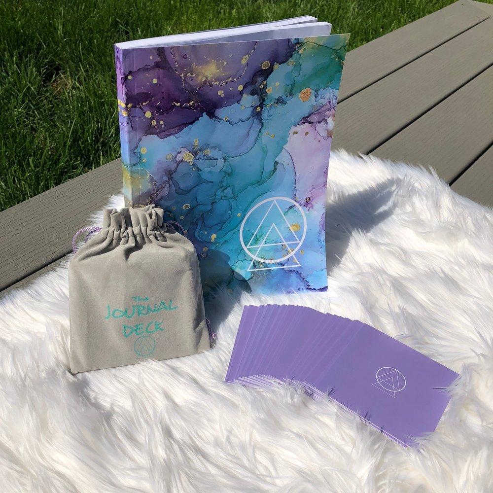 OG Deck + Journal Bundle - $45