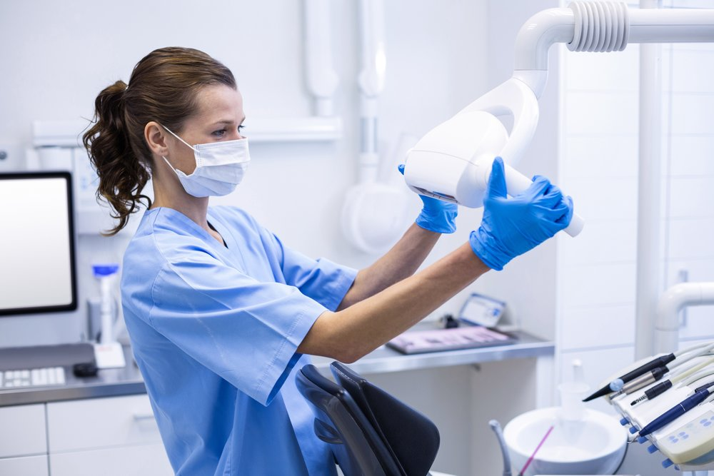 SmartChart™ lets Dental Assistants focus on what they do best: the patient's well-being.