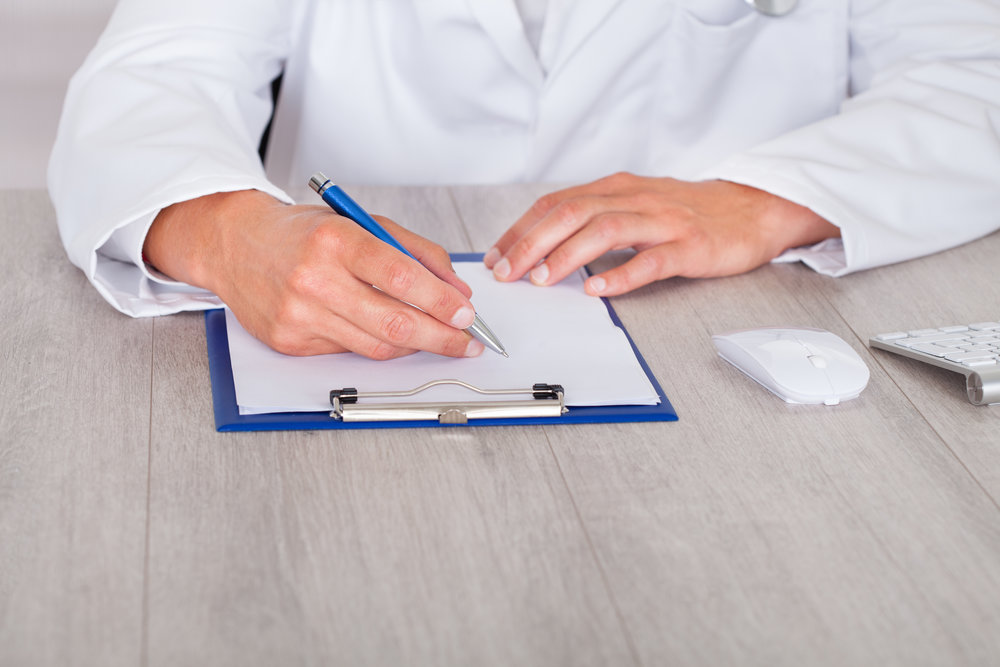 SmartChart™ means no more having to use a pen and paper while charting, reducing the risk of cross-contamination.