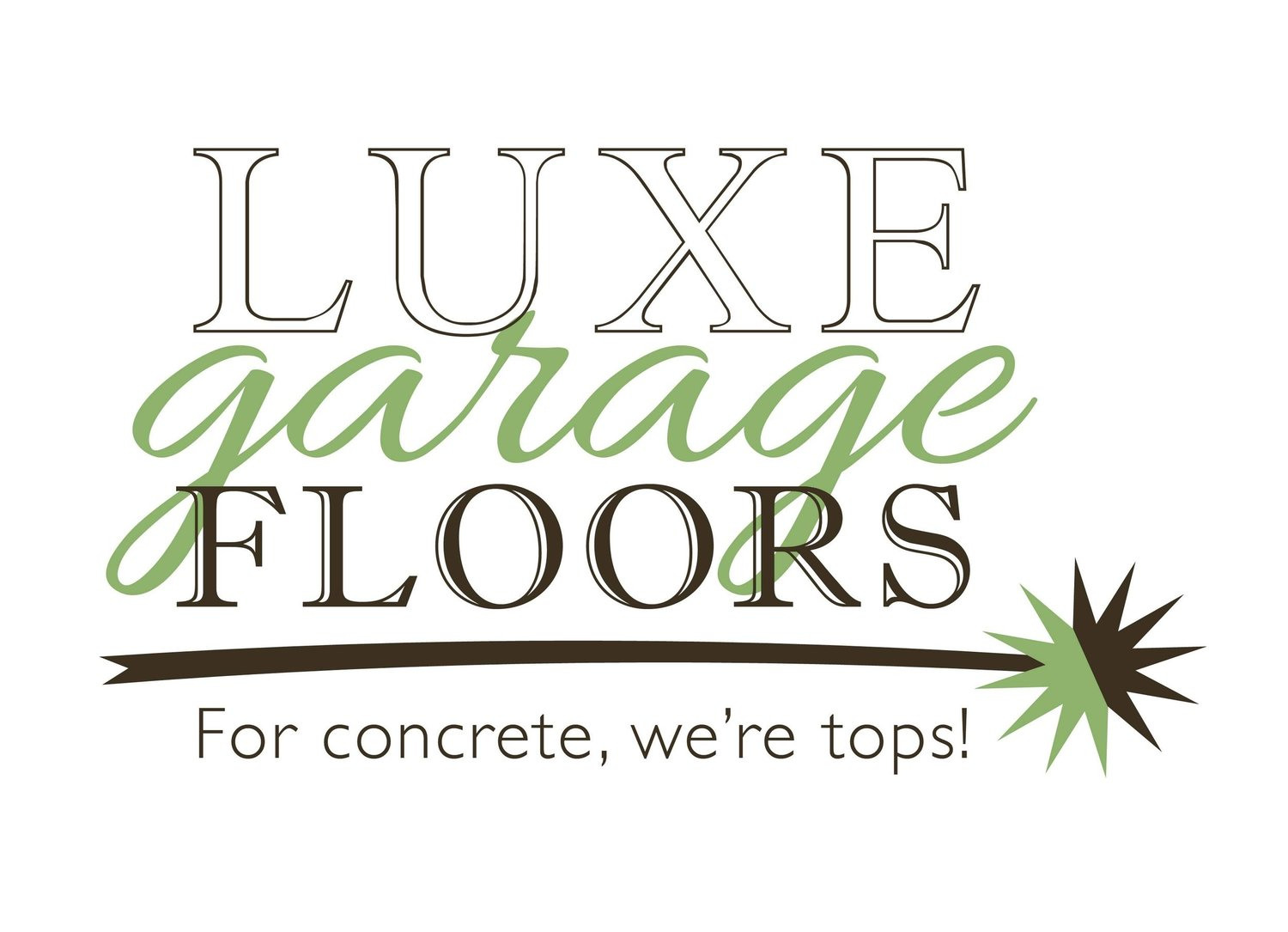 Luxe Garage Floors