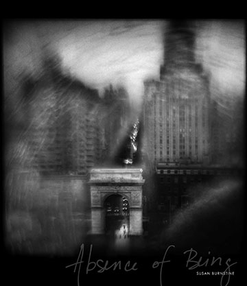 © Susan Burnstine,  Absence of Being  book cover