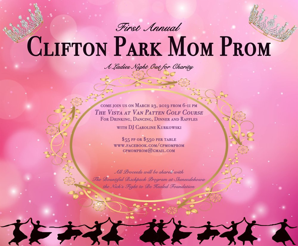 Clifton Park Mom Prom