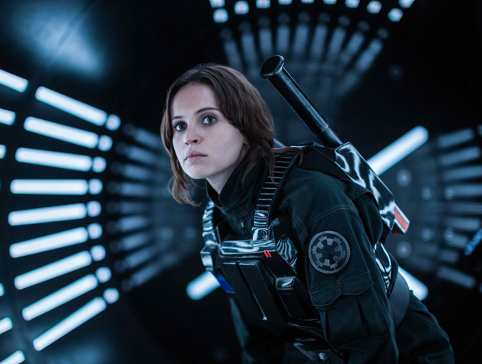 Rogue One: A Star Wars Story - 2016 - Directed by Gareth EdwardsYes, I know I'm gonna get some flak for this, but I just loved this film. The only one that combines everything, great story, fabulous characters, a mix of the old films and bringing it all up to date. Just perfect.
