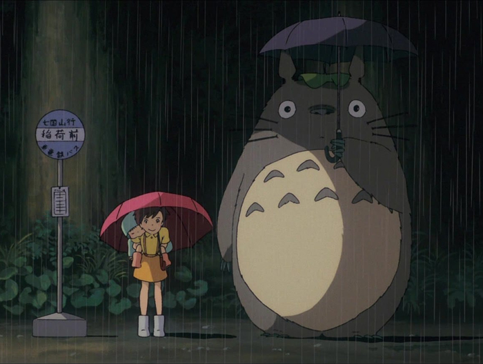 My Neighbor Totoro - 1988 - Directed by Hayao MiyazakStudio Ghibli had to make it into my top five, picking the film was slightly trickier, but this one won for me mainly due to my kids love for it. We must of watched it together at least 20 times.