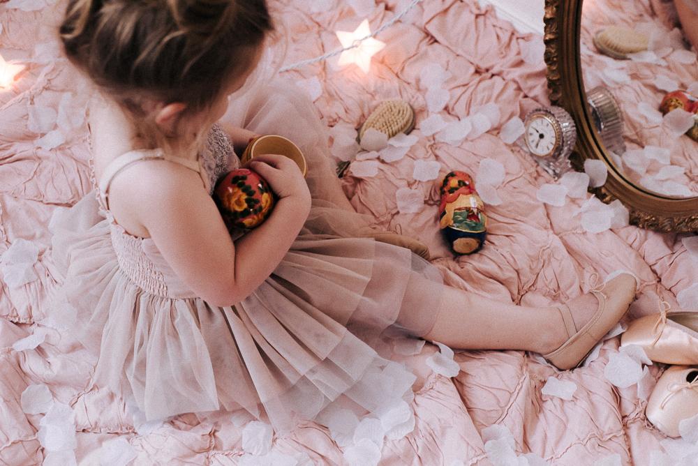 Sawyer's Ballet Session | Salt Lake City Child Photographer | Hello Daydreamer Photography |