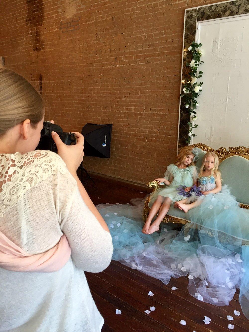 A Parisian Dream | The Daydream Experience | Hello Daydreamer Photography | Salt Lake City Child Photographer