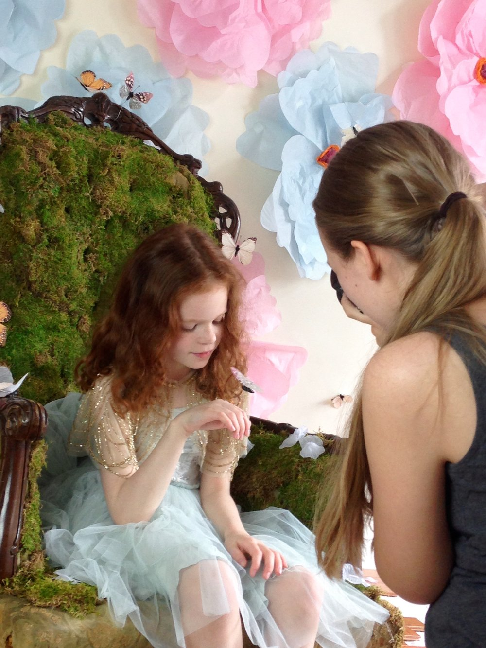 Butterfly Princess Daydream | The Daydream Experience | Hello Daydreamer Photography