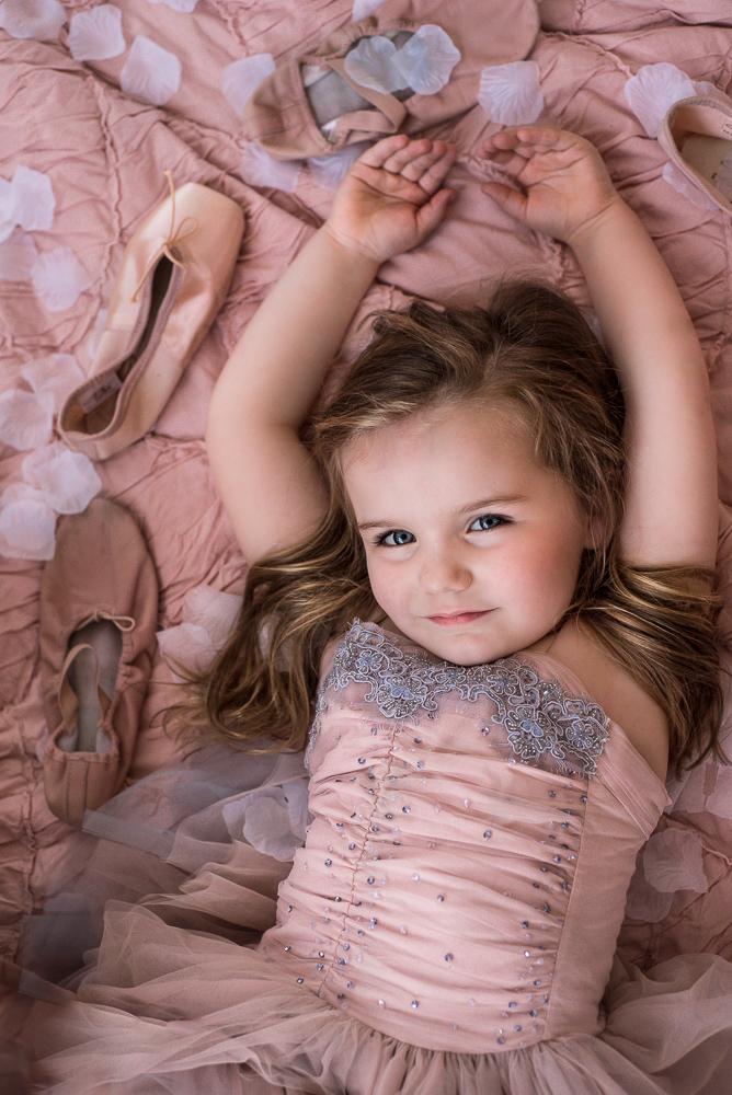 Sawyer's Ballet Daydream | Hello Daydreamer Photography | Salt Lake City Child and Dance Photographer