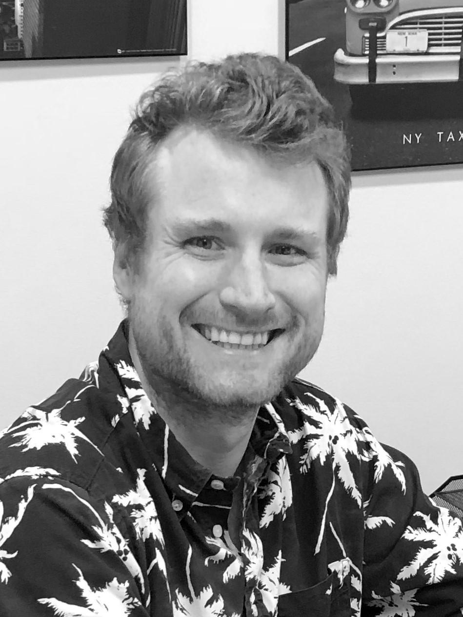 Ben Mackin - Partner Relations Lead