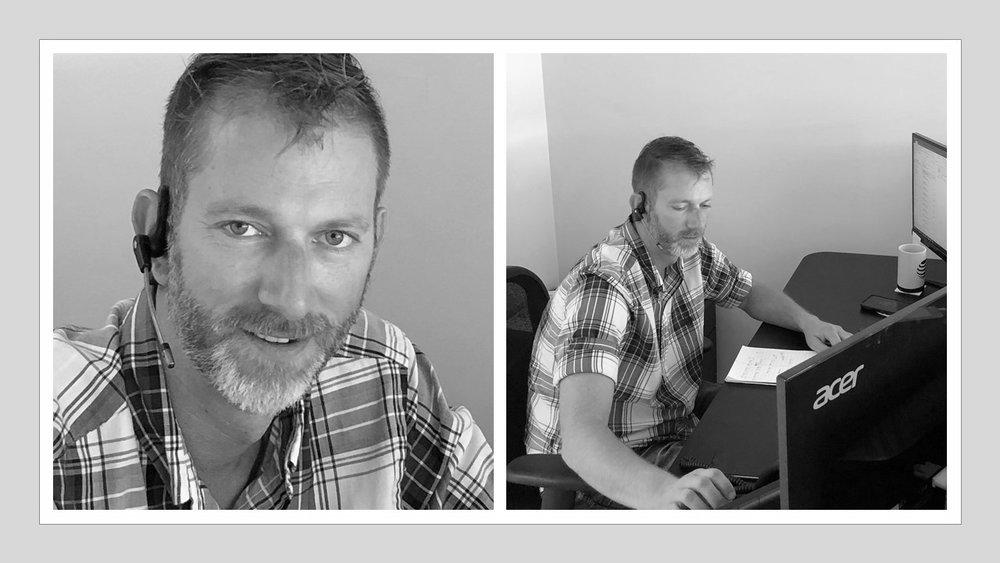Heath Gibbs -  Client Manager