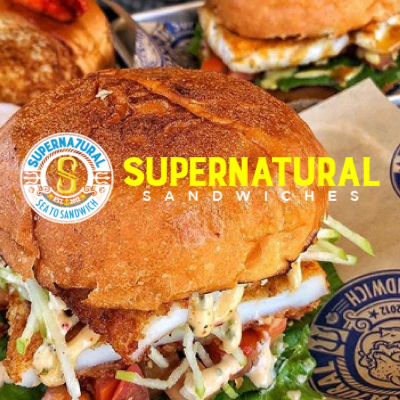 Supernatural Burger