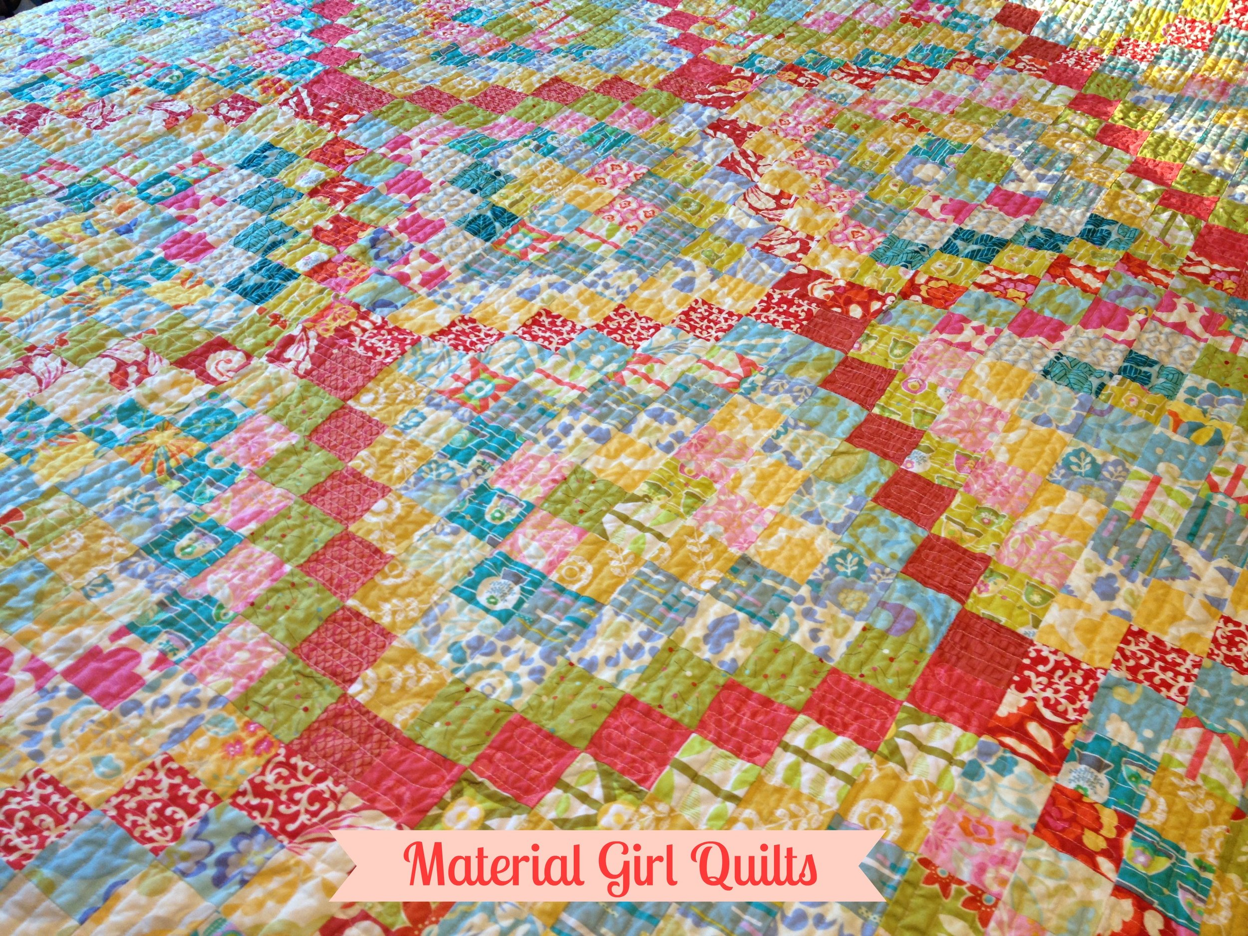 cherry limeade quilting