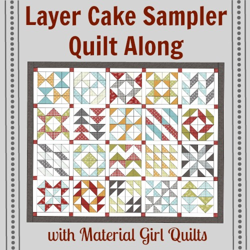 Layer Cake Sampler QAL button2