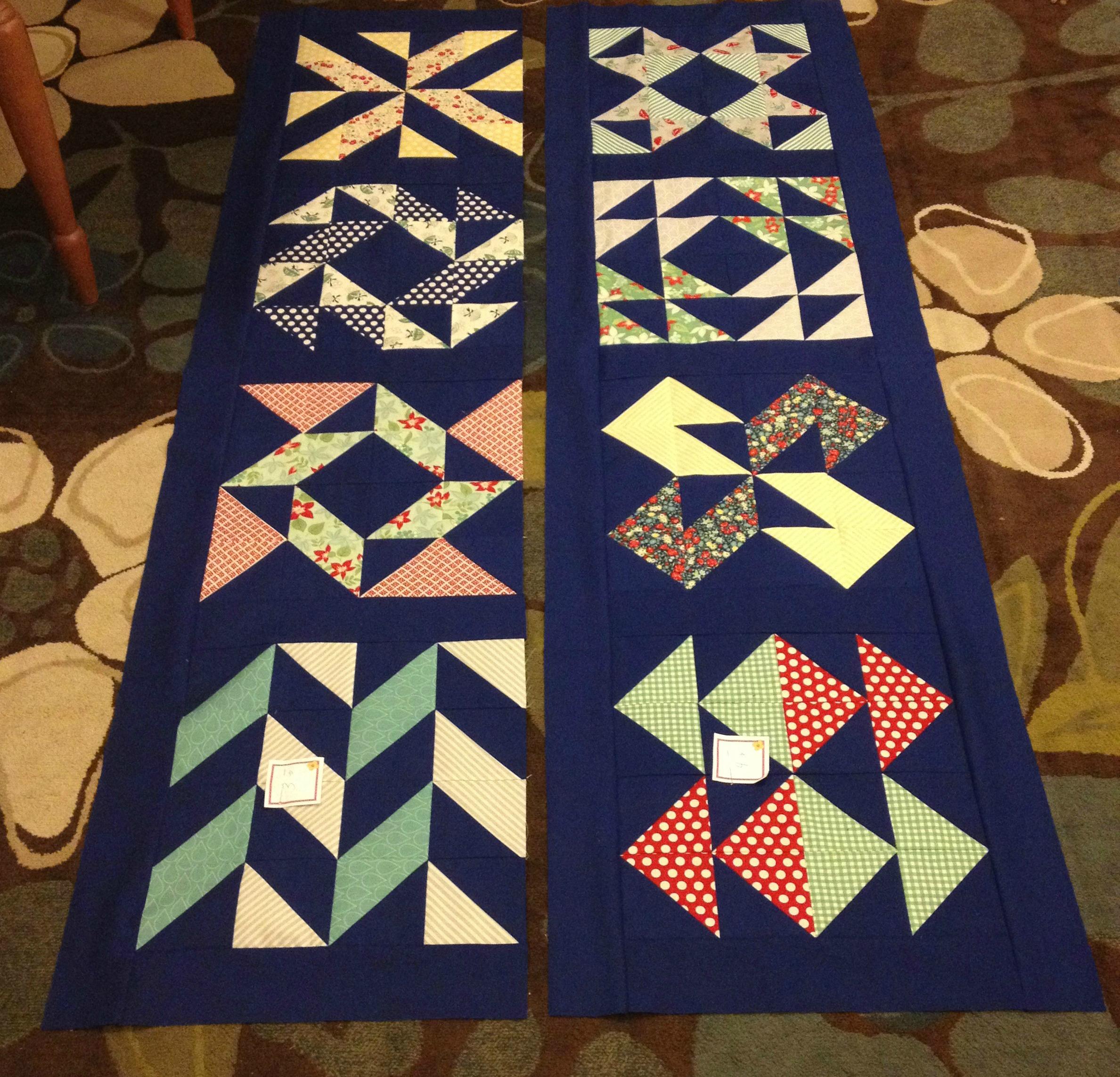 rows 3 & 4