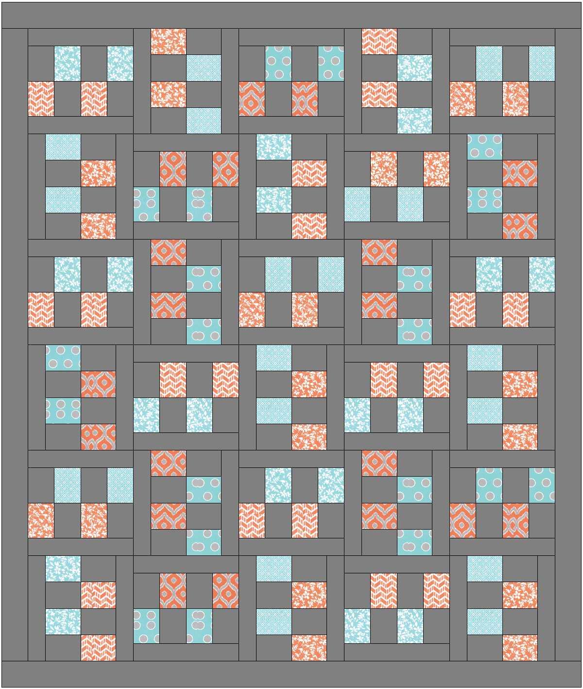 Alternating block option