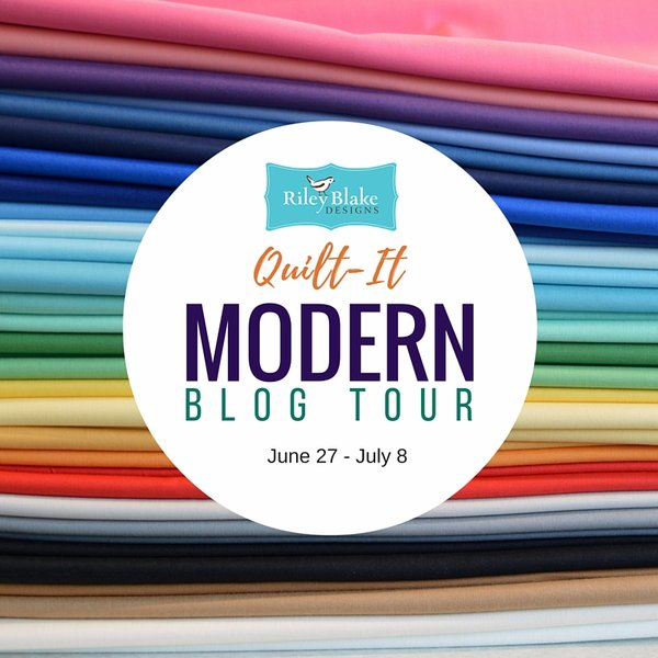 Quilt-It Modern blog tour