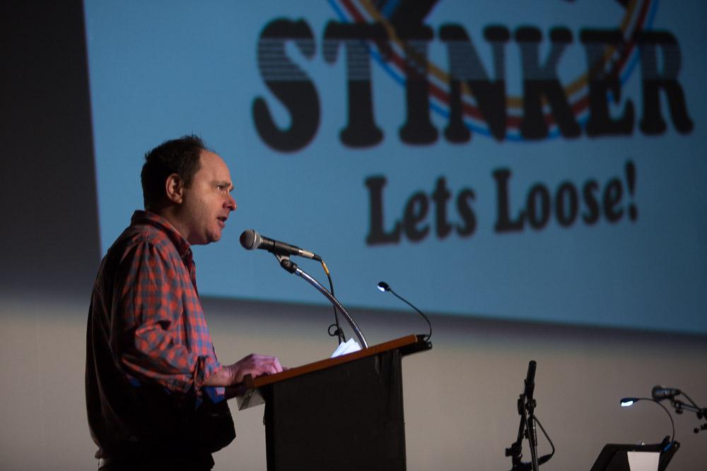 Author Mike Sacks