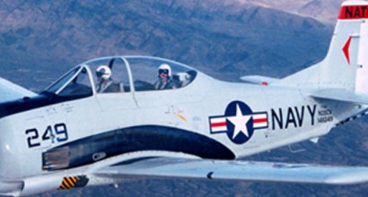 T-28 Trojan - When the United States Air Force set out to replace the old model T-6 Texan trainers, North American was hired to complete the task. What they presented was the Model NA-159 piston-engined trainer; a design that was so successful that it was responsible for gaining a contract for two XT-28 prototypes.