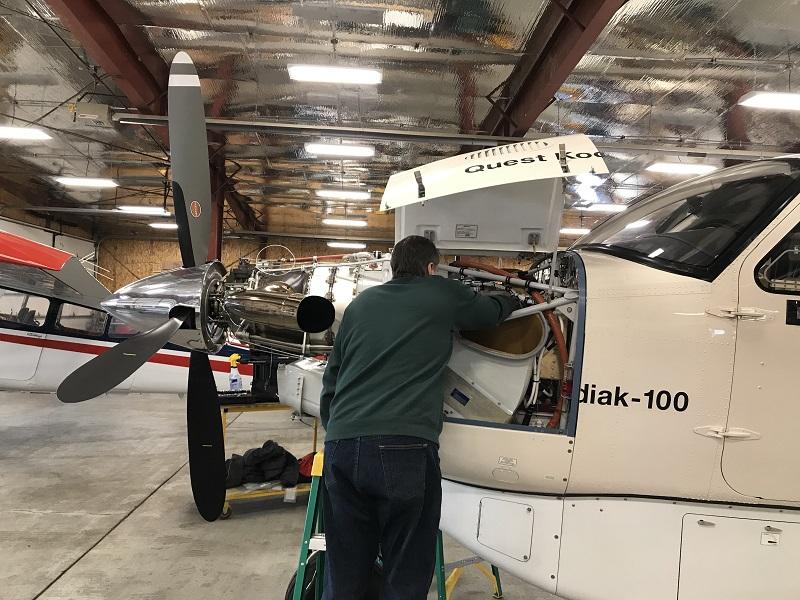 aircraft maintenance teton aviation center