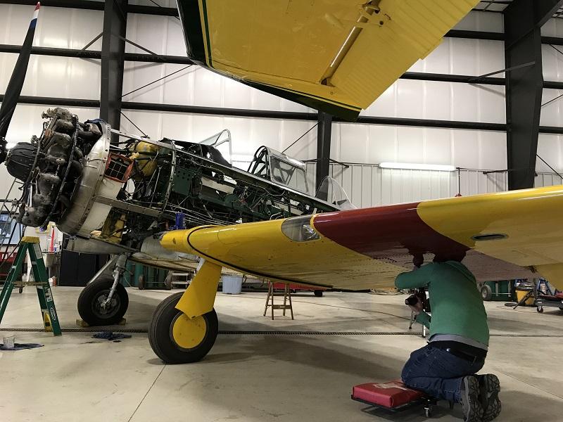 aircraft maintenance driggs fbo