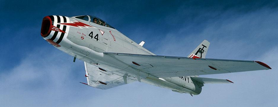 FJ-4 Fury warbirds museum driggs idaho