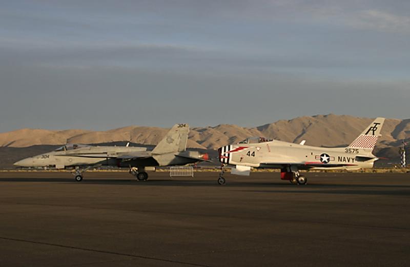 North American FJ-4 Fury