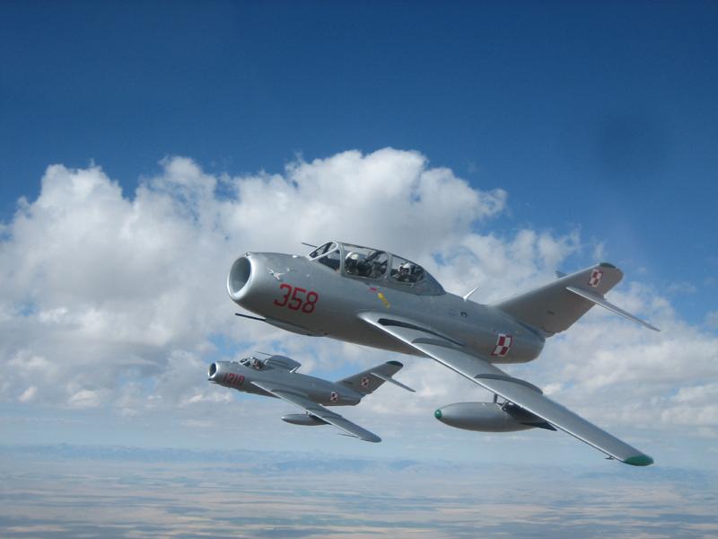 Mikoyan-Gurevich MiG-15's