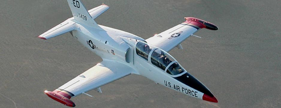 L 39C aircraft