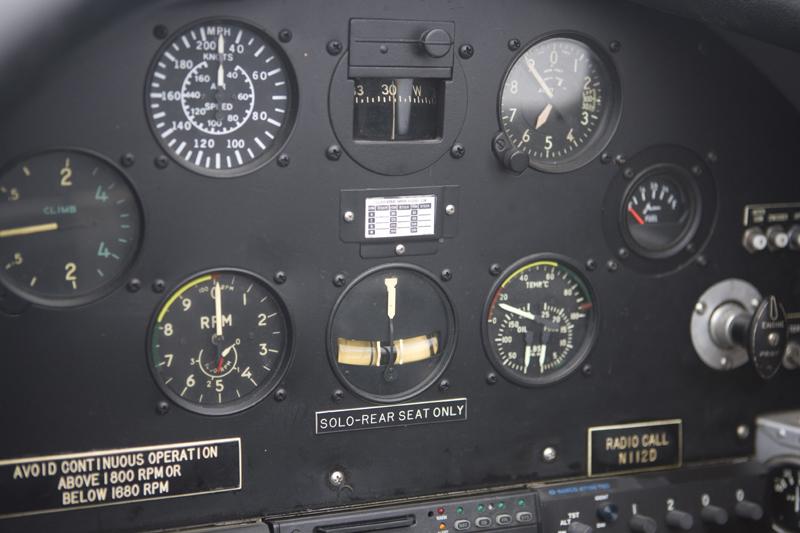 Naval Aircraft Factory N3N avionics