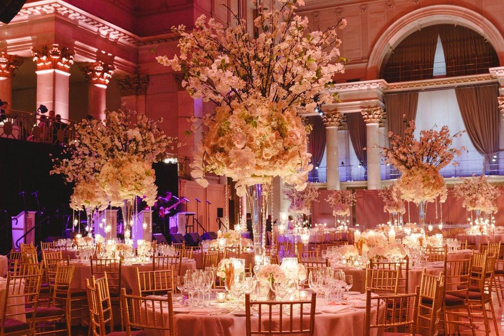 Tantawan Bloom Cipriani Wedding