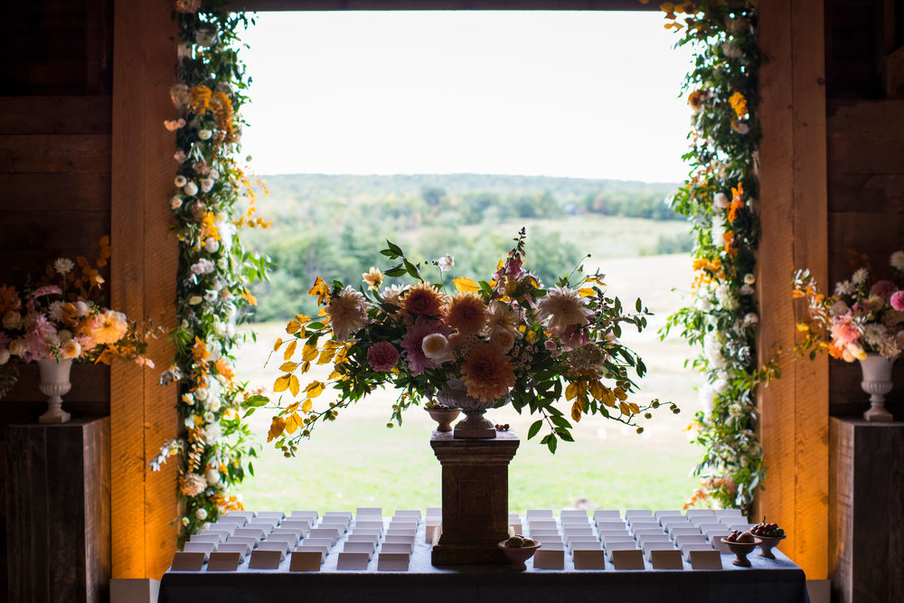 Barn Wedding Inspiration