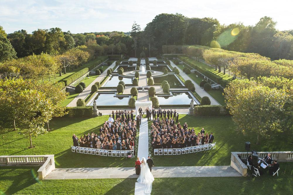 Oheka Castle Wedding Inspiration