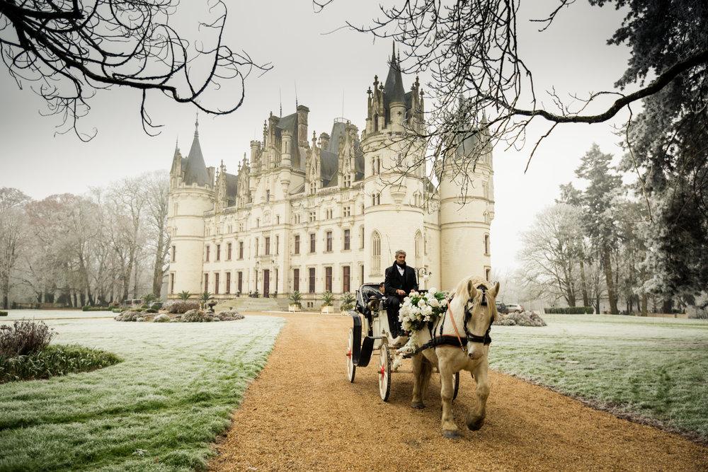 Castle wedding inspiration