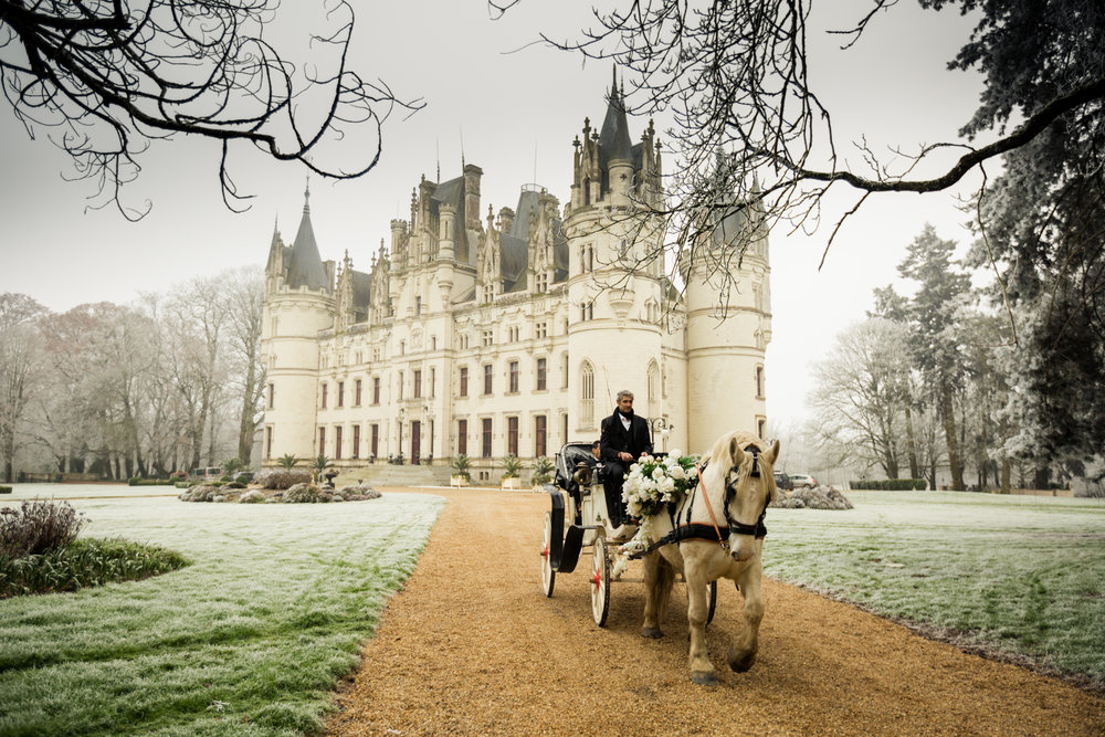 Chateau wedding inspiration