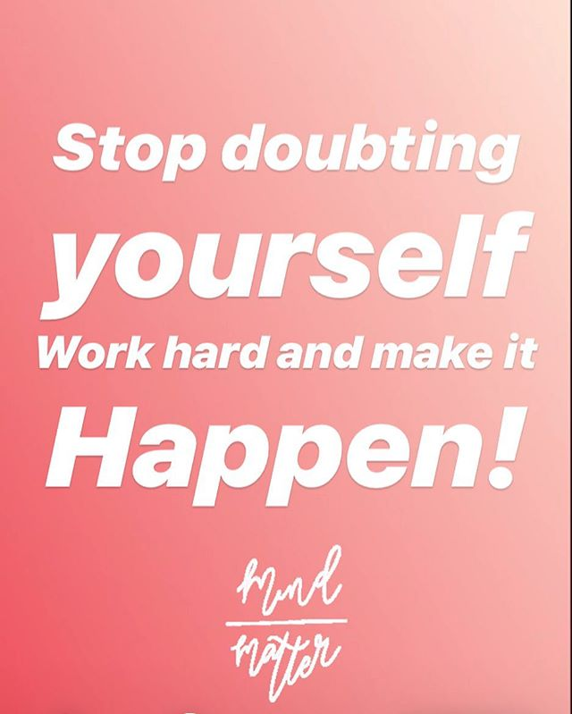 Motivation Monday post! Get moving, it's a new week! You got this 💪🏽. #motivationmonday