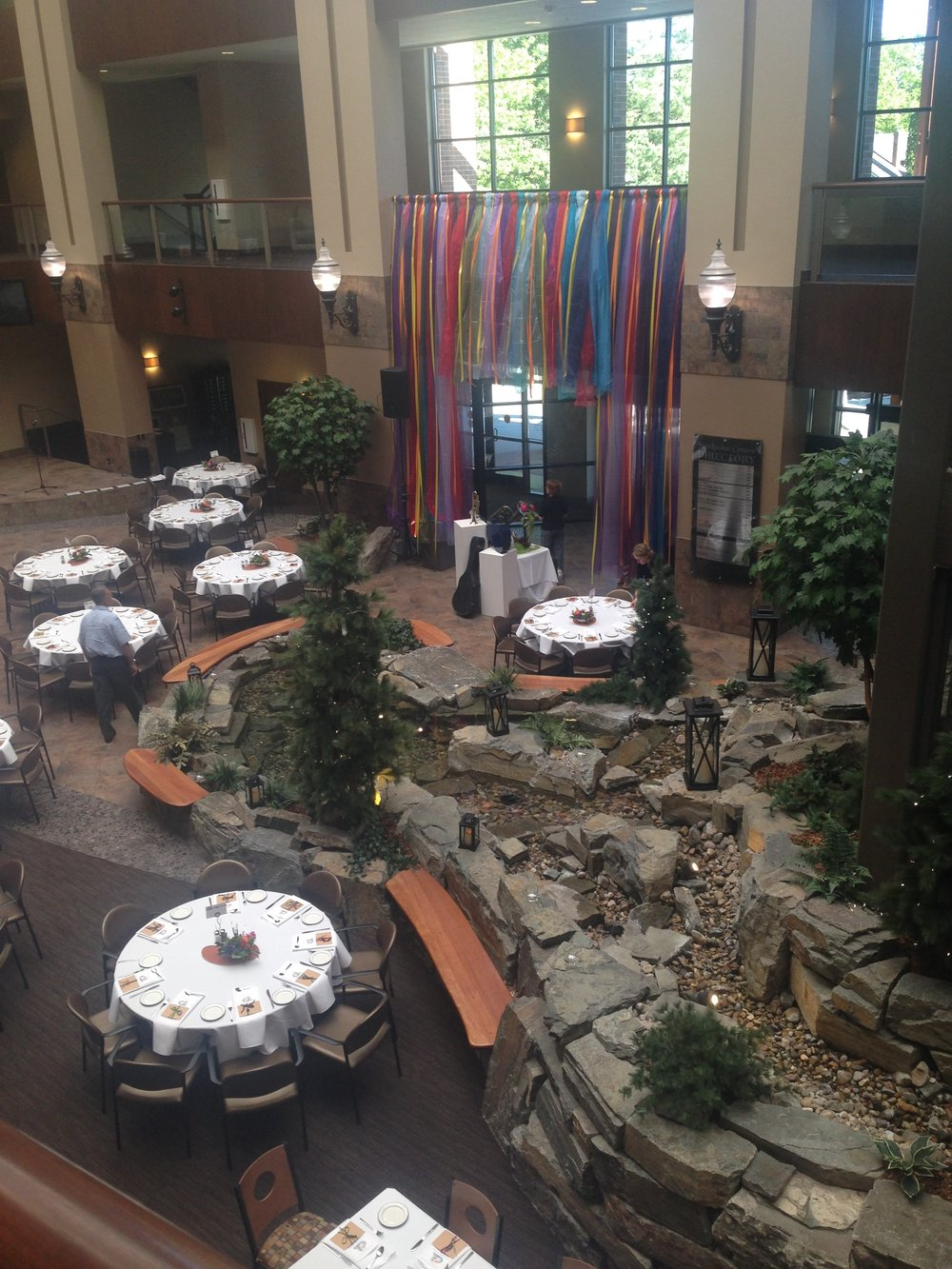 Sandpoint Idaho Corporate Event Design