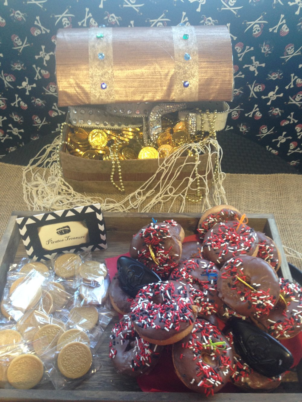 Personal Events, Pacific Northwest, Sandpoint Idaho, Pirate Party