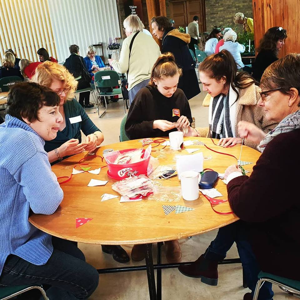 Christmas Craft Coffee Morning December -