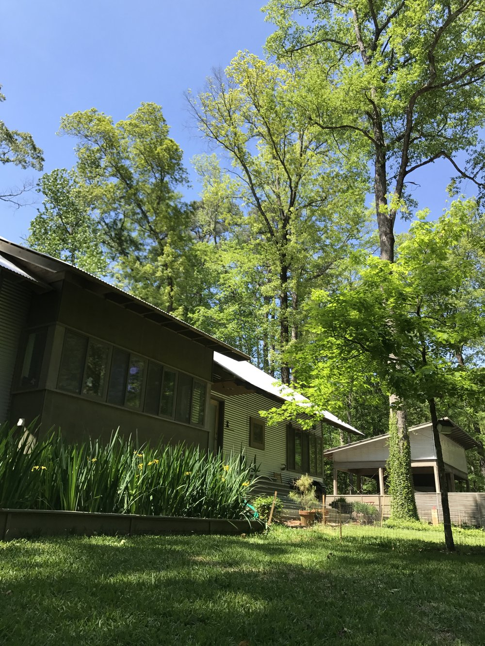 The Hayes Home  Ruston, Louisiana