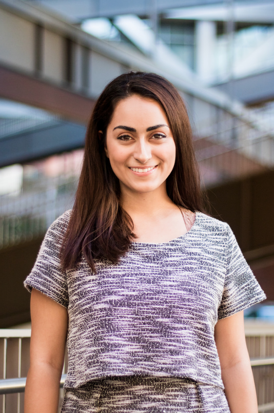 Sadaf Dadafshar, UCLA Internal VP IEEE