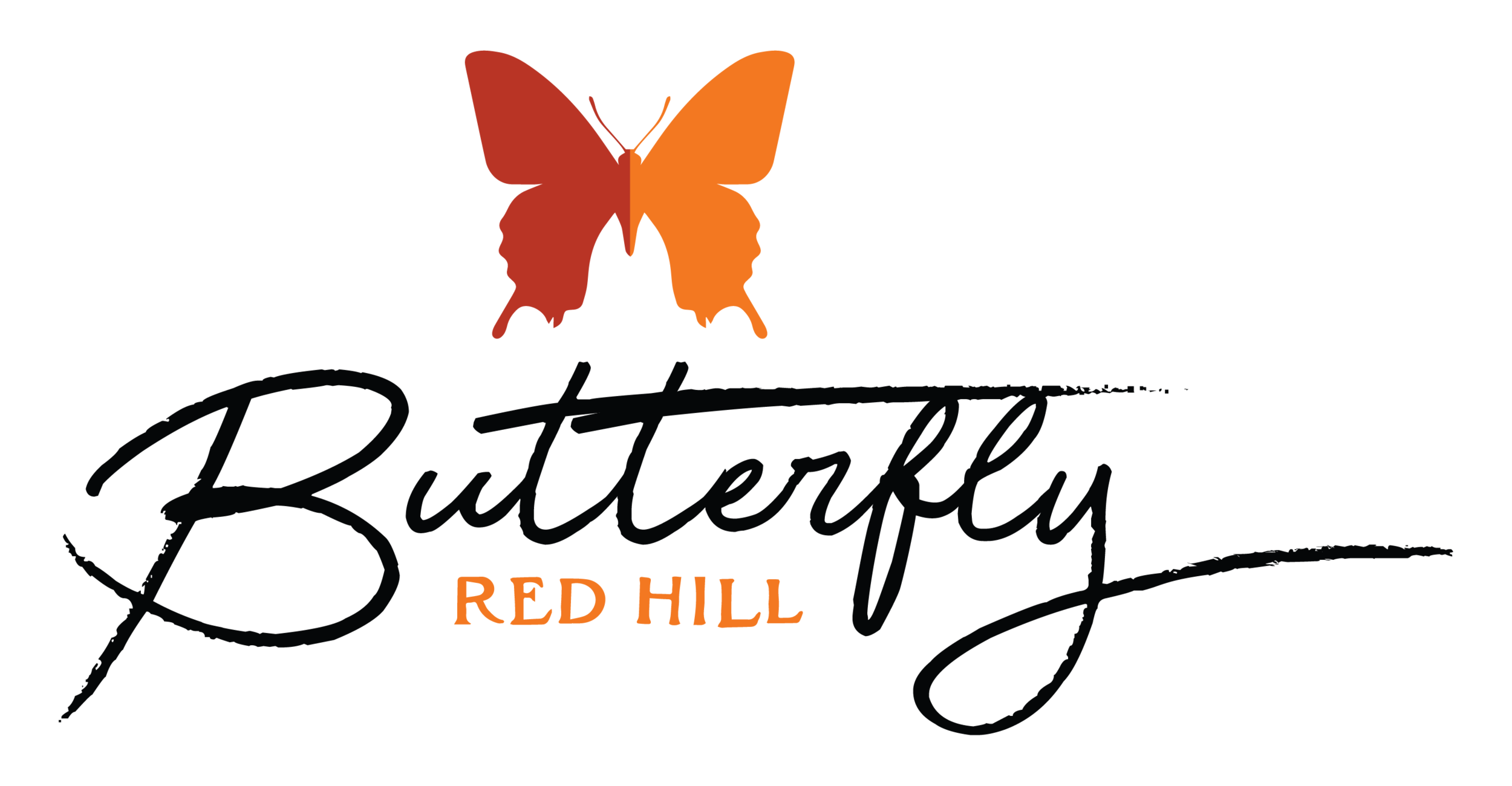 Butterfly Red Hill
