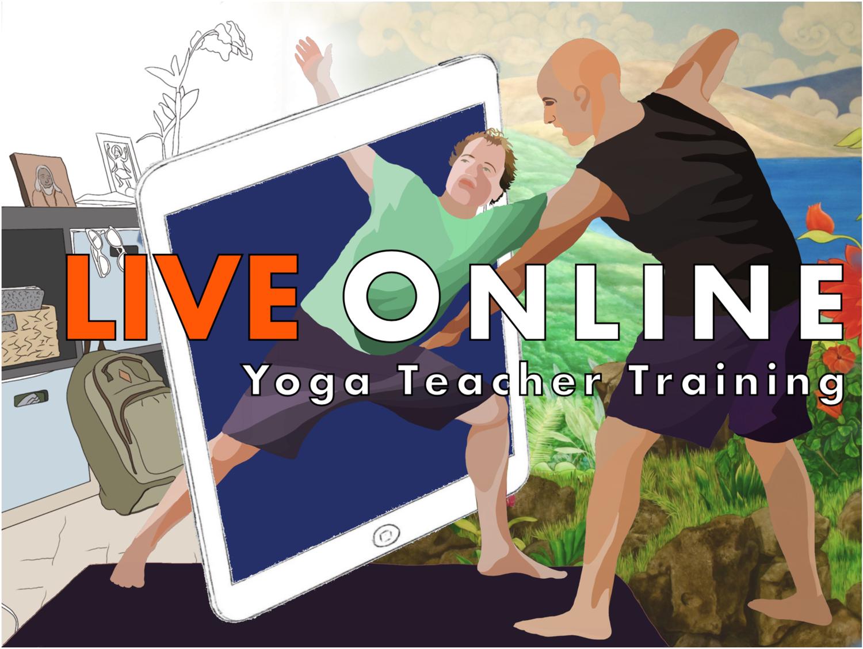 Embodied Empowered Experienced Live Online Yoga Teacher Training At Konalani Yoga Ashram Konalani Yoga Ashram Hawaii