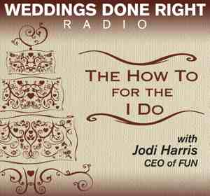 Weddings Done Right Radio – The How To For the I Do'