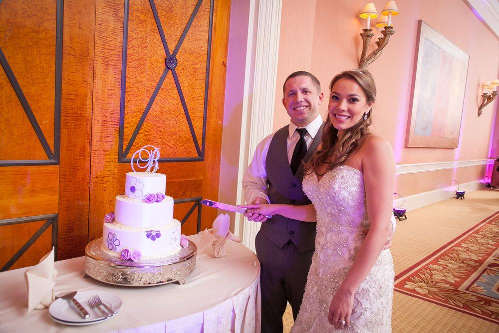 Cake Cutting & Photography