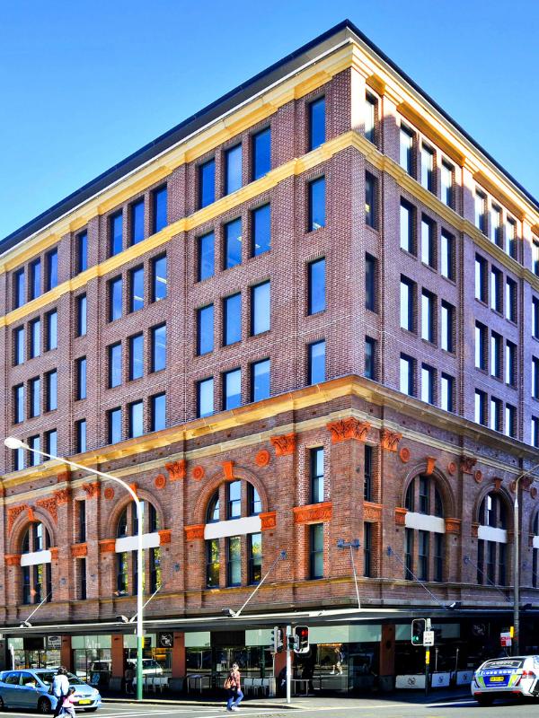 Manning Building, Pitt Street, Sydney.