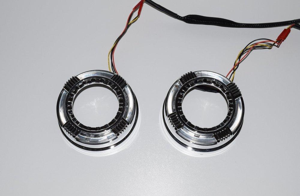 Quadrod Switchback LED